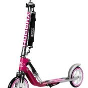 Hudora 14764 - Big Wheel 205, magenta / silber - 1