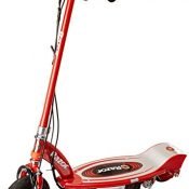Razor Elektroroller E 100 Electric Scooter, Red, 13181160 - 1