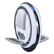 Ninebot One E+ Solowheel, Weiß - 1